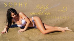 Studio20 Cam Model SophyDavis joins Clips4Sale